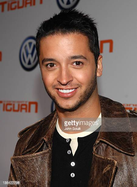 Jai Rodriguez during Volkswagen Presents The US Premiere of CONCEPT TIGUAN Red Carpet at Raleigh Studios in Los Angeles California United States
