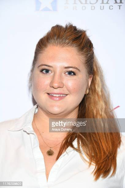 Jaicy Elliot at GBK Productions and WEN Presents A Luxury Lounge for TV's Top Talent on September 20 2019 in Los Angeles California