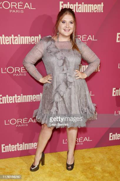 Jaicy Elliot attends 2019 Entertainment Weekly PreEmmy Party at Sunset Tower on September 20 2019 in Los Angeles California