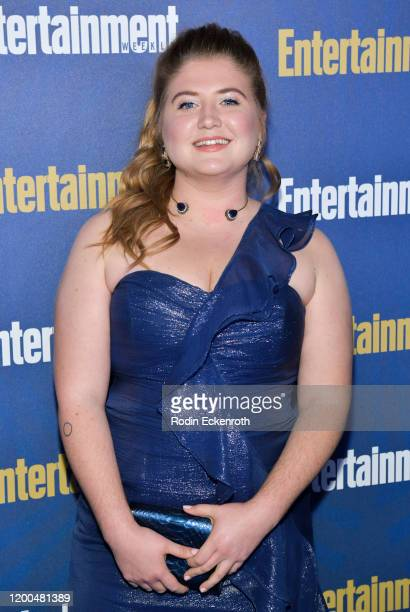 Jaicy Elliot attends Entertainment Weekly PreSAG Celebration at Chateau Marmont on January 18 2020 in Los Angeles California