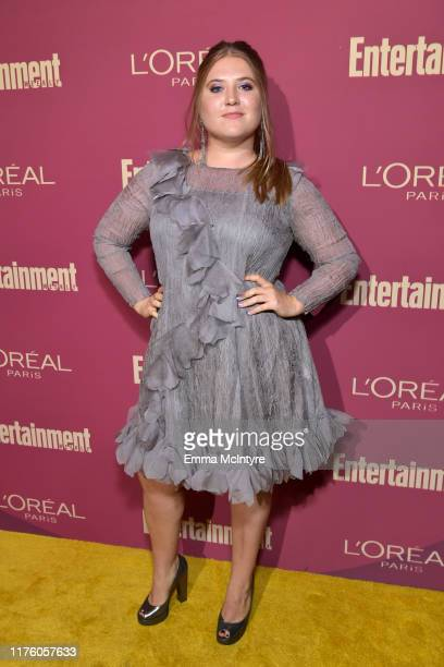 Jaicy Elliot attends the 2019 PreEmmy Party hosted by Entertainment Weekly and L'Oreal Paris at Sunset Tower Hotel in Los Angeles on Friday September...