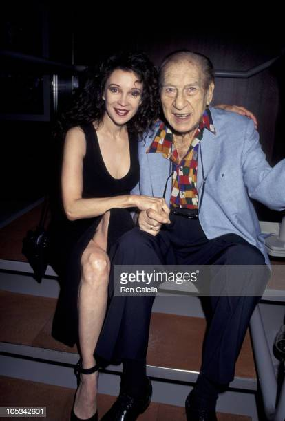 Jaid Barrymore and Henny Youngman during Top Of the Crown Femlin Comes To Life 40th Anniversary Party in New York City New York United States