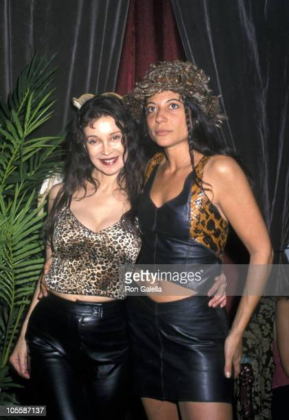 Jaid Barrymore and Ivy Supersonic during Studio 54 Kickoff Event at Studio 54 in New York City New York United States