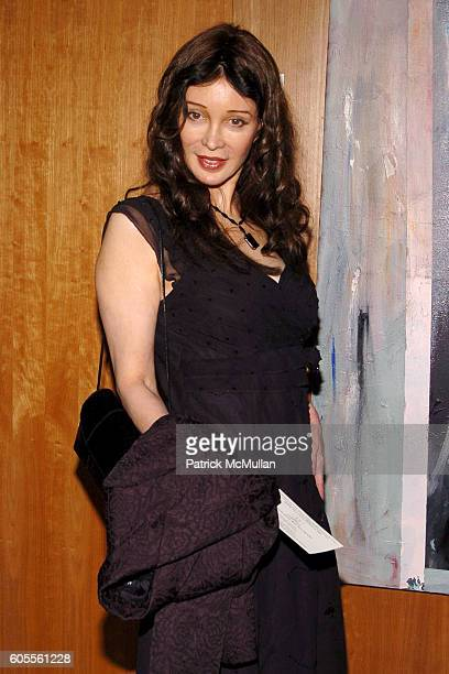 Jaid Barrymore attends 5th Annual Artrageous Gala Dinner and Art Auction at Cipriani 42nd Street on May 24 2006 in New York City
