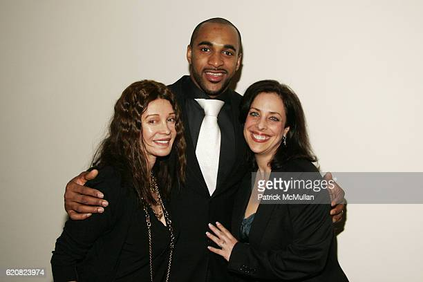 Jaid Barrymore David Tyree and Roberta Whiting attend CHILDREN OF THE CITY GALA Honoring DAVID TYREE and Hosted by RICHARD JEFFERSON with MC STEVE...