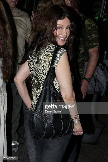 Jaid Barrymore during Bebe Buell Birthday Party July 12 2006 at Cutting Room in New York City New York United States