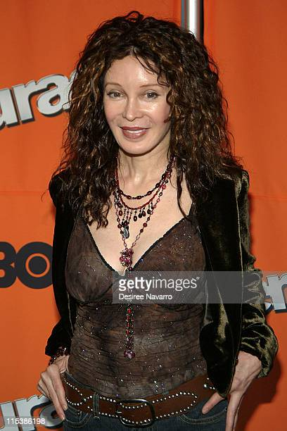 Jaid Barrymore during HBO's Entourage Season 2 New York City Premiere Arrivals at The Tent at Lincoln Center in New York City New York United States