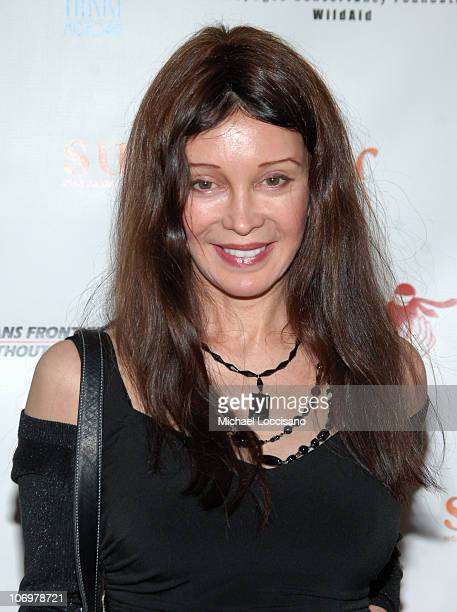 Jaid Barrymore during Invest In Our World Benefit at Nikki Broadway in New York City New York United States
