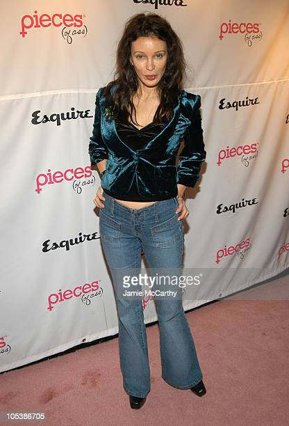 Jaid Barrymore during Pieces Opening Night Celebration at Dodger Stages Theater II in New York City New York United States
