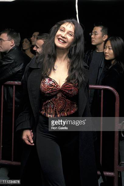 Jaid Barrymore during Salute to the Nominees of VH1 Vogue Fashion Awards at Club Lot 61 in New York City New York United States