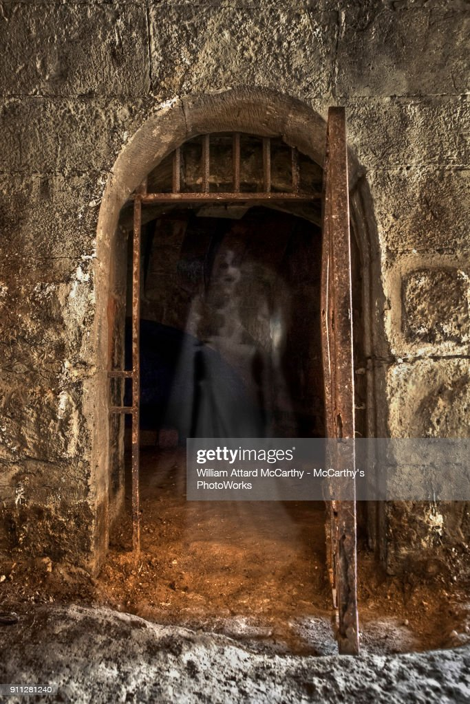 Jailed for Eternity : Stock Photo