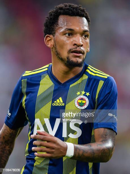 Jailson Marques of Fenerbahce SK during the Preseason Friendly match between Bayern Munich and Fenerbahce SK at Allianz Arena on July 30 2019 in...