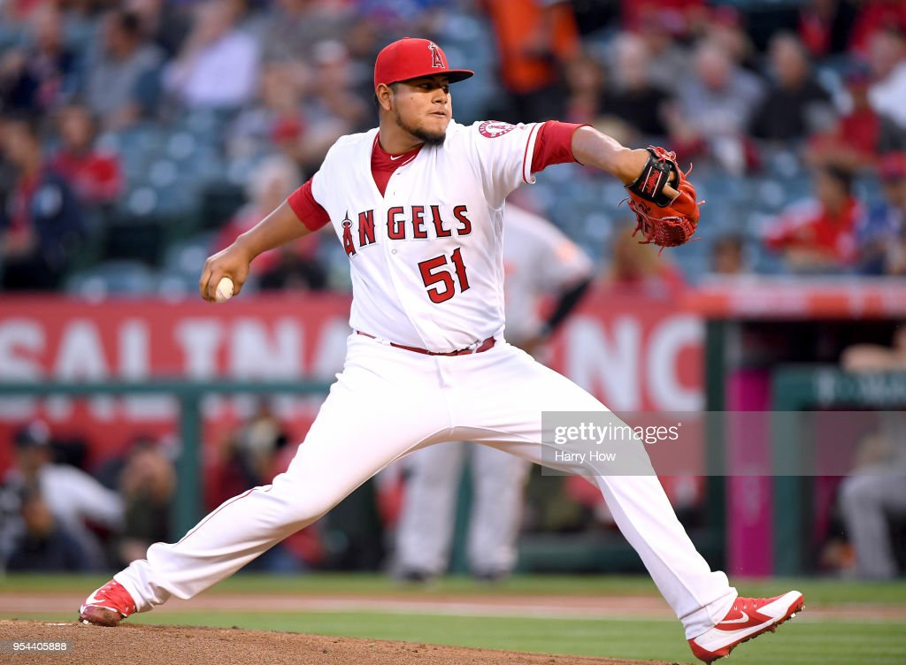 Baltimore Orioles v Los Angeles Angels of Anaheim
