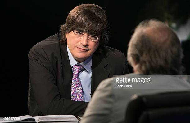 154 Jaime Bayly Photos And Premium High Res Pictures Getty Images There will be muted microphones at the final presidential debate on october 22. 2