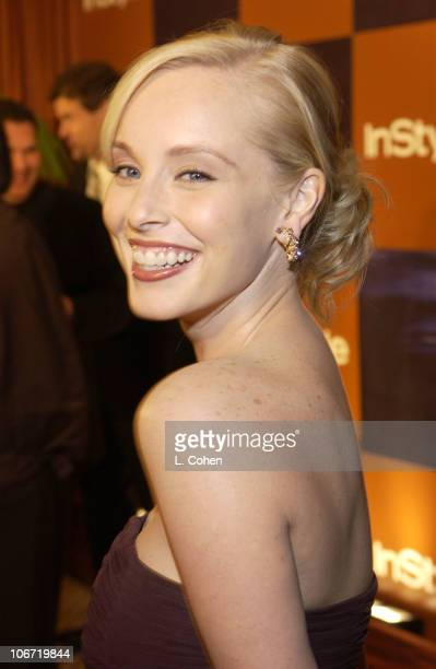 Jaime Bergman during InStyle Magazine Hosts Fourth Annual PostGolden Globes Party to Honor Hollywood's Elite Arrivals at The Beverly Hilton Hotel in...
