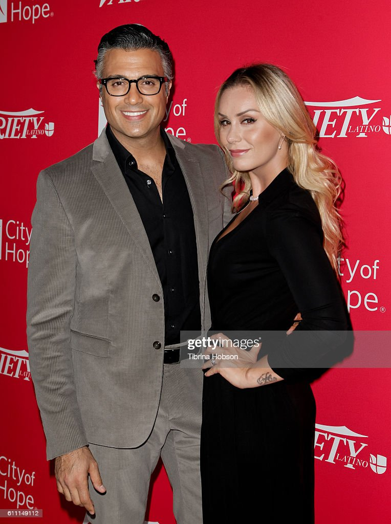 Variety's 10 Latinos To Watch - Arrivals : News Photo