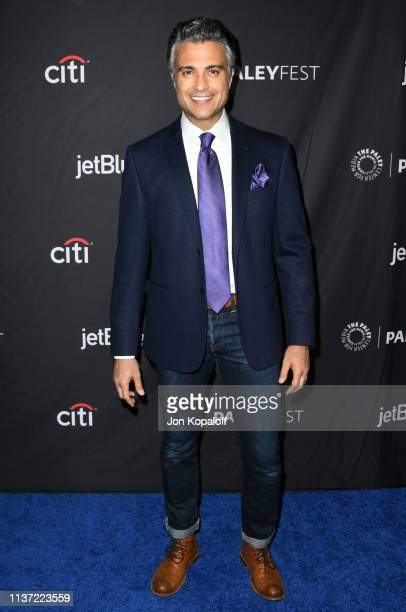 Jaime Camil attends The Paley Center For Media's 2019 PaleyFest LA 'Jane The Virgin' And 'Crazy ExGirlfriend' The Farewell Seasons at Dolby Theatre...