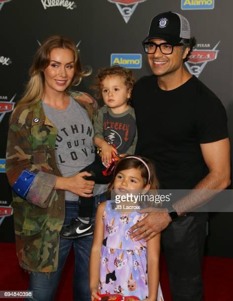 Jaime Camil attends the premiere of Disney and Pixar's 'Cars 3' on June 10 2017 in Anaheim California