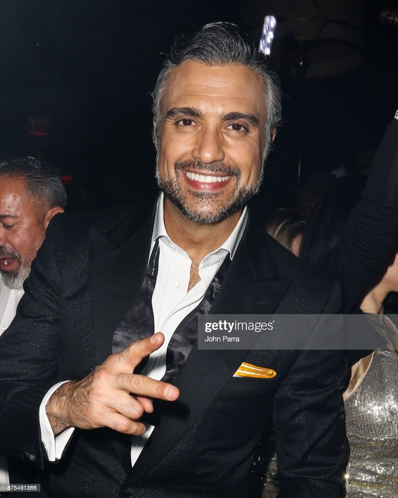 Jaime Camil attends the Sony Music Latin Celebrates Its Artists At