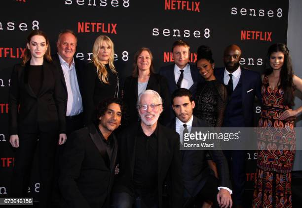 Jaime Clayton Grant Hill Daryl Hannah Naveen Andrews Cindy Holland Terrence Mann Max Riemelt Freema Agyeman Miguel Angel Silvestre Toby Onwumere and...