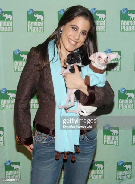 Jaime Gleicher during Animal Planet Unleashed Party and Fashion Show at Crobar in New York City New York United States