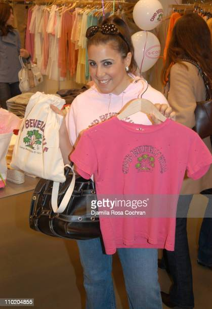 Jaime Gleicher during Camp Beverly Hills Relaunch at Scoop NYC at Scoop NYC in New York City New York United States