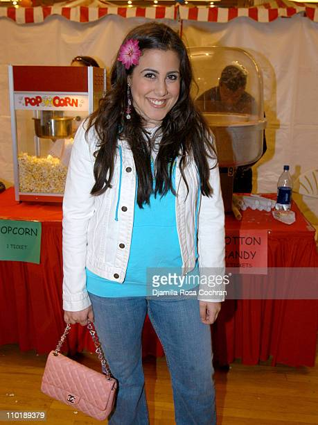 Jaime Gleicher during The 3rd Annual Children's Day Artrageous at The Metropolitan Pavilion in New York City New York United States