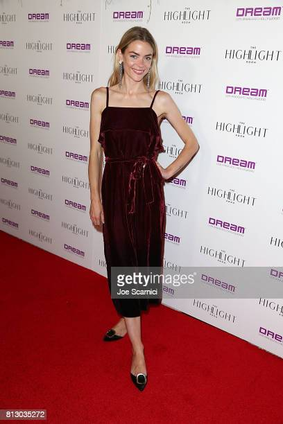 Jaime King arrives at the Grand Opening of The Highlight Room at DREAM Hollywood on July 11, 2017 in Hollywood, California.