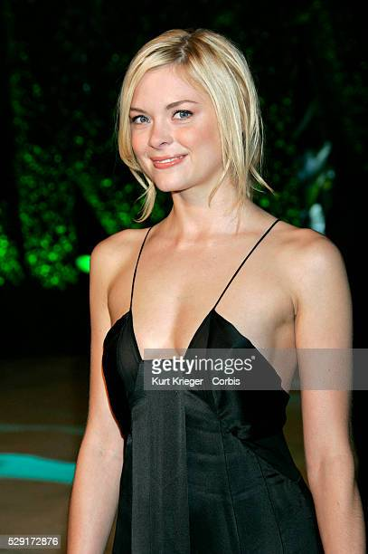 Jaime King at the Vanity Fair Oscar Party at Morton's Restaurant in West Hollywood