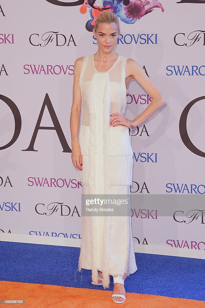 Jaime King attends at Alice Tully Hall, Lincoln Center on June 2, 2014 in New York City.