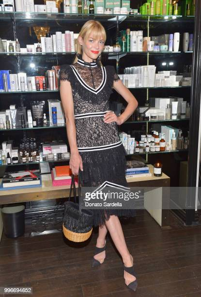 Jaime King attends Beats by Dre for VIOLET GREY Party on July 11 2018 in Los Angeles California
