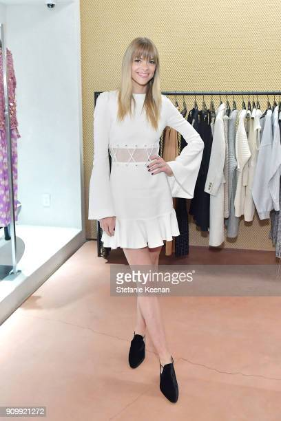 Jaime King attends Conde Nast The Women March's Cocktail Party to Celebrate the One Year Anniversary of the March the Publication of Together We Rise...