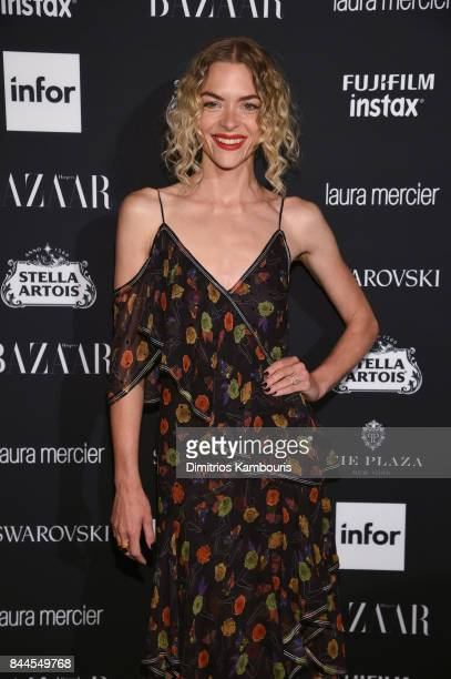 Jaime King attends Harper's BAZAAR Celebration of 'ICONS By Carine Roitfeld' at The Plaza Hotel presented by Infor Laura Mercier Stella Artois...