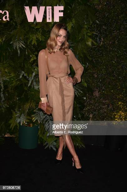 Jaime King attends Max Mara WIF Face Of The Future at Chateau Marmont on June 12 2018 in Los Angeles California