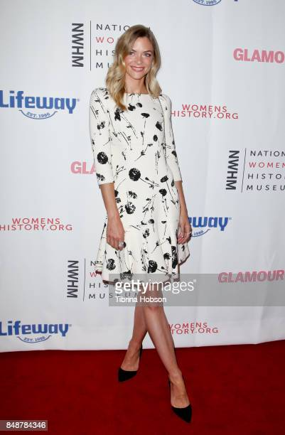 Jaime King attends the 6th Annual Women Making History Awards at The Beverly Hilton Hotel on September 16 2017 in Beverly Hills California
