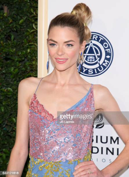 Jaime King attends The Art of Elysium presents Stevie Wonder's HEAVEN Celebrating the 10th Anniversary at Red Studios on January 7 2017 in Los...