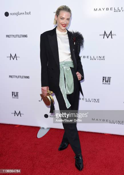 Jaime King attends The Daily Front Row's 5th Annual Fashion Los Angeles Awards at Beverly Hills Hotel on March 17 2019 in Beverly Hills California