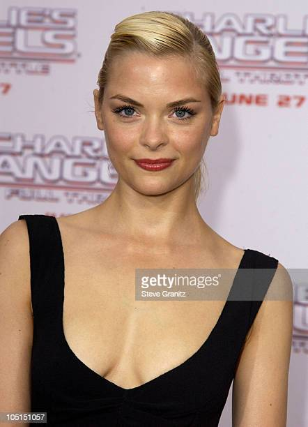 Jaime King during 'Charlie's Angels 2 Full Throttle' Premiere at Mann's Chinese Theater in Hollywood California United States