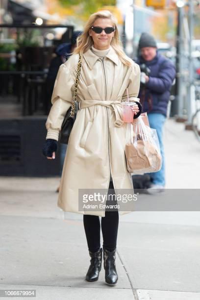 Jaime King on November 12 2018 in New York City