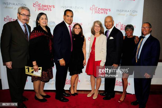 Jaime Knowles Camille Rodriguez Jerry Garcia Amanda Forrest Mary Garcia Jerry Garcia Sheila Forrest and Steve Forrest attend the Children's Rights...