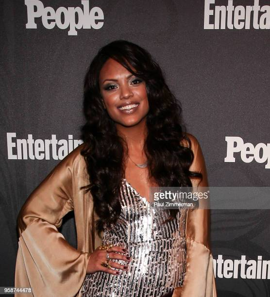 Jaime Lee Kirchner attends the 2018 Entertainment Weekly PEOPLE Upfront at The Bowery Hotel on May 14 2018 in New York City