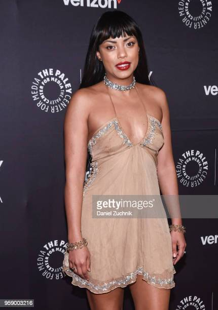 Jaime Lee Kirchner attends the 2018 The Paley Honors at Cipriani Wall Street on May 15 2018 in New York City