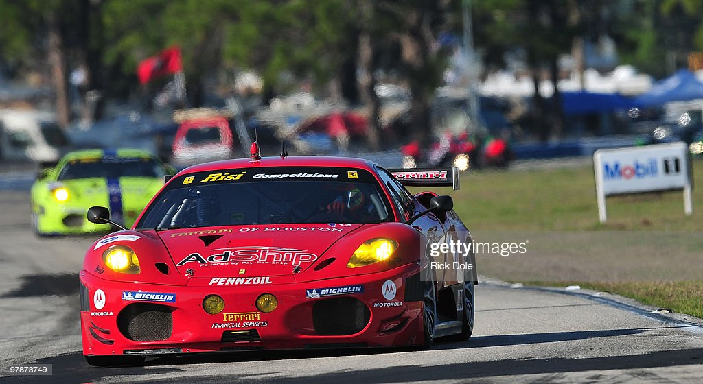 Mobil 1 Twelve Hours of Sebring : News Photo