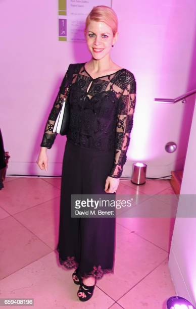 Jaime Perlman attends the Portrait Gala 2017 sponsored by William Son at the National Portrait Gallery on March 28 2017 in London England