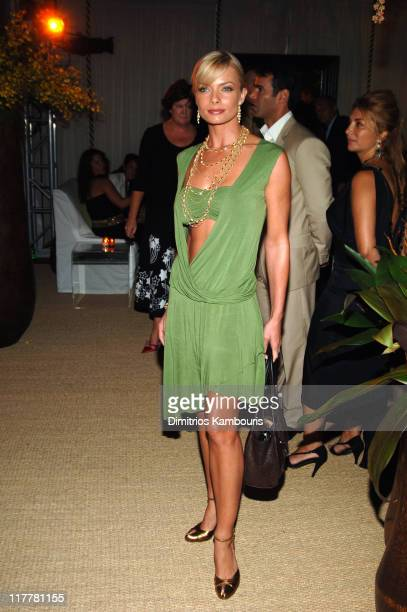 Jaime Pressly at W South Beach Hotel Dinner Hosted By Quincy Jones