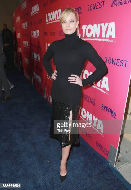 Jaime Pressly attends Premiere Of Neon And 30 West's I Tonya' at the Egyptian Theatre on December 5 2017 in Hollywood California