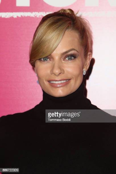 Jaime Pressly attends the Los Angeles Premiere of 'I Tonya' at the Egyptian Theatre on December 5 2017 in Hollywood California