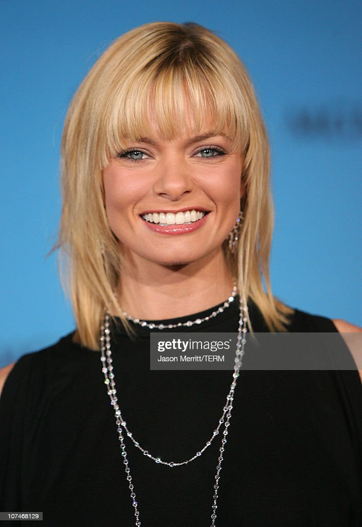 Jaime Pressly during 2005 Billboard Music Awards - Arrivals at MGM Grand in Las Vegas, Nevada, United States.