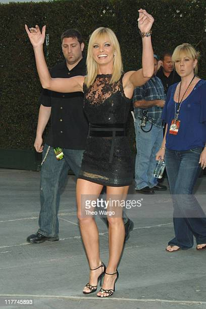 Jaime Pressly during 2006 VH1 Rock Honors Arrivals at Mandalay Bay Hotel and Casino in Las Vegas Nevada United States