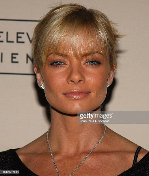 Jaime Pressly during An Evening with 'My Name is Earl' Presented by Academy of Television Arts Sciences Arrivals at Leonard H Goldenson Theatre in...
